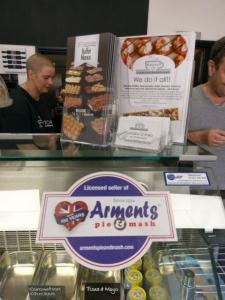 Arments Licensed Seller Badge